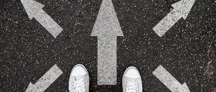 futuros possíveis de serem trilhados pelo foresight pessoal